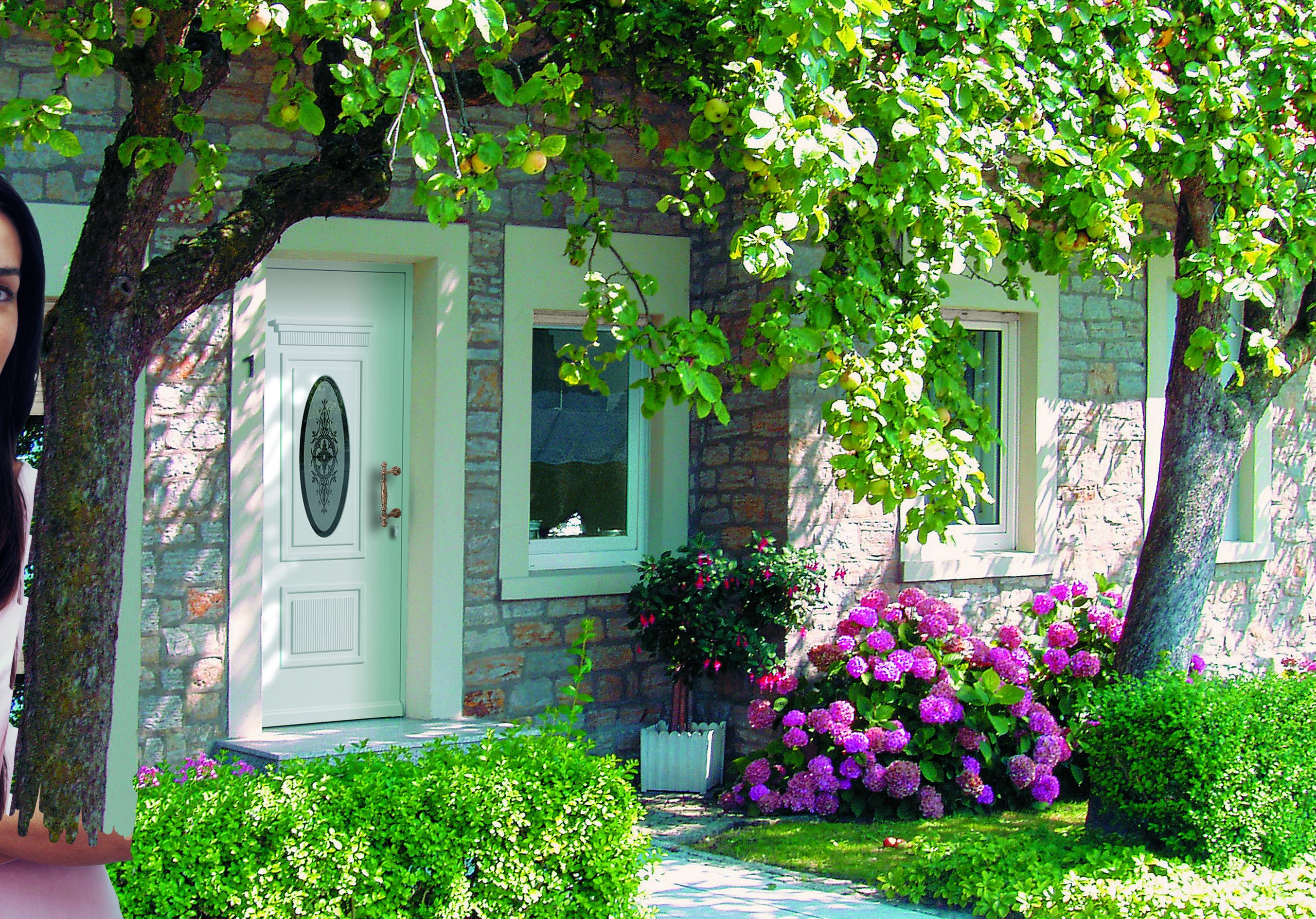 Bauelemente in bester qualit t aldra zeigt das es geht bauelemente post sievers - Fenster putzen bei auszug ...