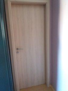 Zimmertür in Pera-Creme